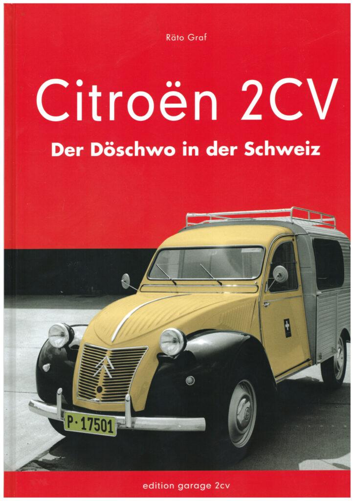 Buch Citroen 2CV