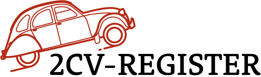 2CV Register – Döschwo – Deuxchevaux